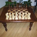Журнальный столик с шахматами